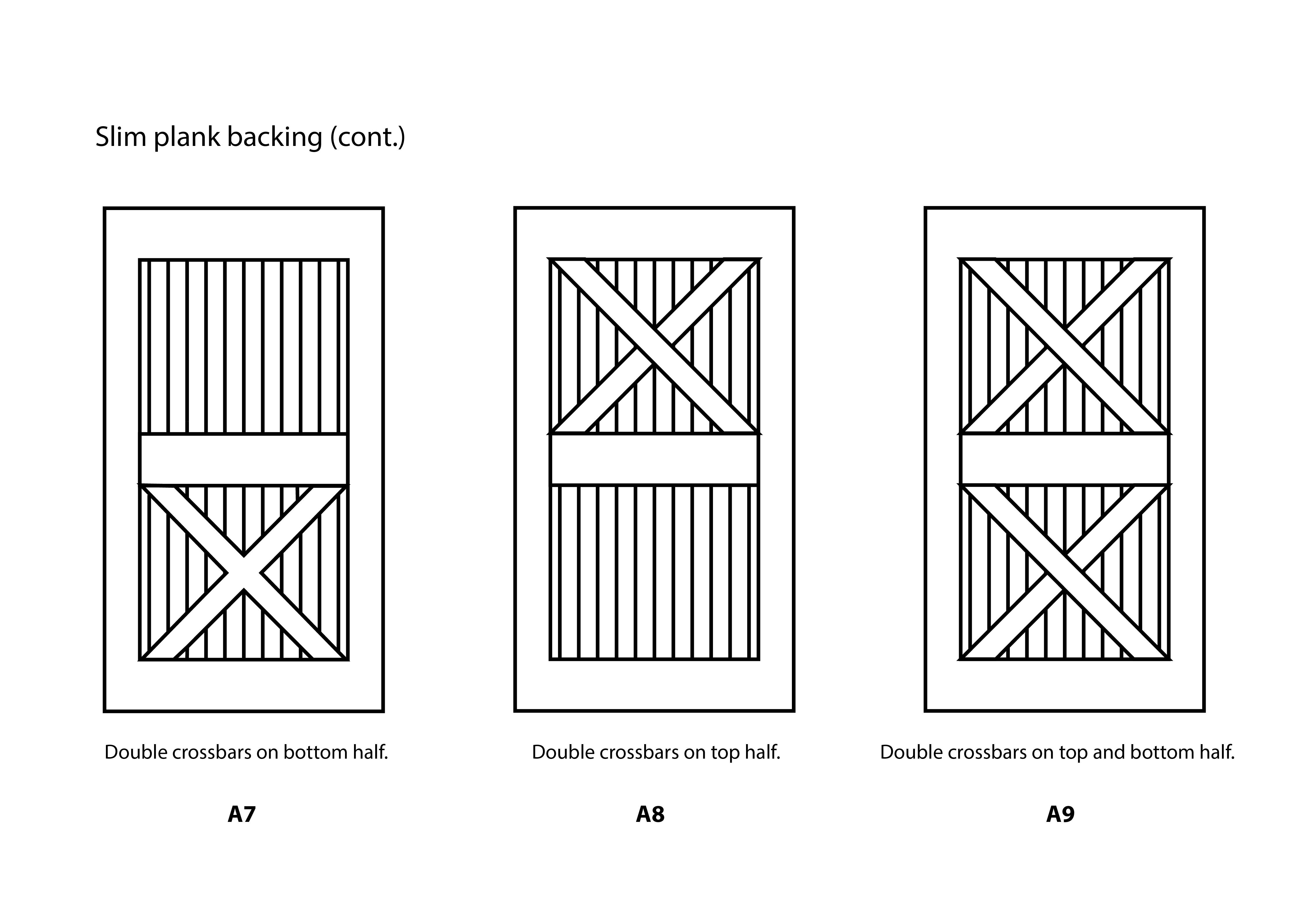 Design Templates – Cincy Barn Doors, LLC